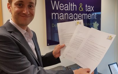 Wealth & Tax Management Shortlisted For SME Bucks Awards!