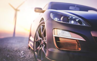 The advantages of leasing rather than buying new cars
