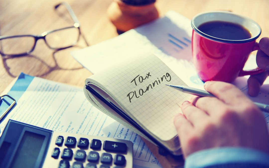 Half a dozen quick end of year tax planning tips for you