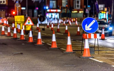 Why roadworks in the UK are so frustrating and how to benefit from the situation