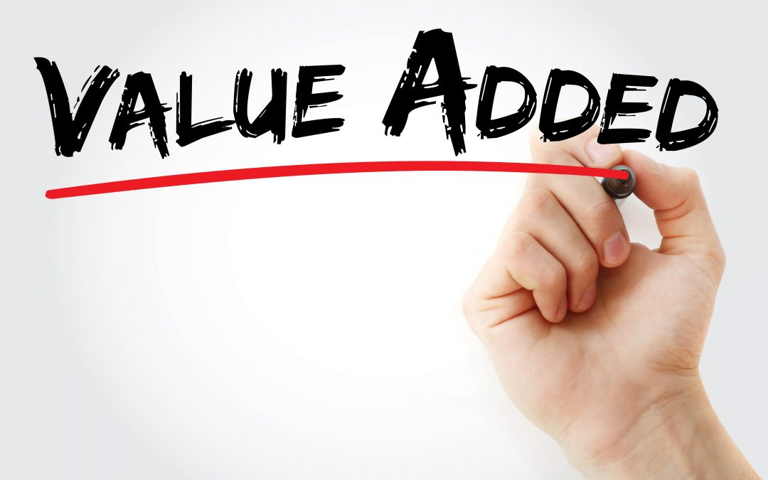 The value added by your financial adviser
